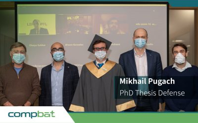 Mikhail Pugach's PhD at Skolkovo Institute of Science and Technology